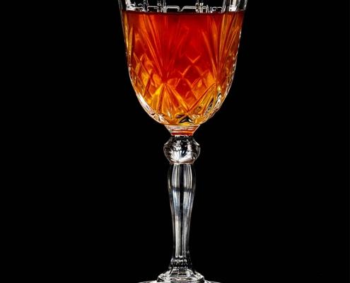 Rum Cocktail mit Sherry