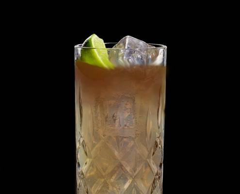 Longdrink mit Rum