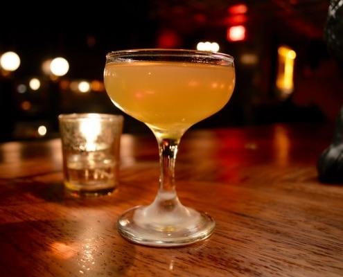 Klassiker Gin Cocktail