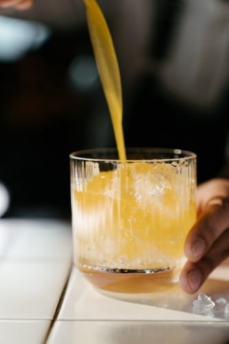 Scotch Whisky Cocktail
